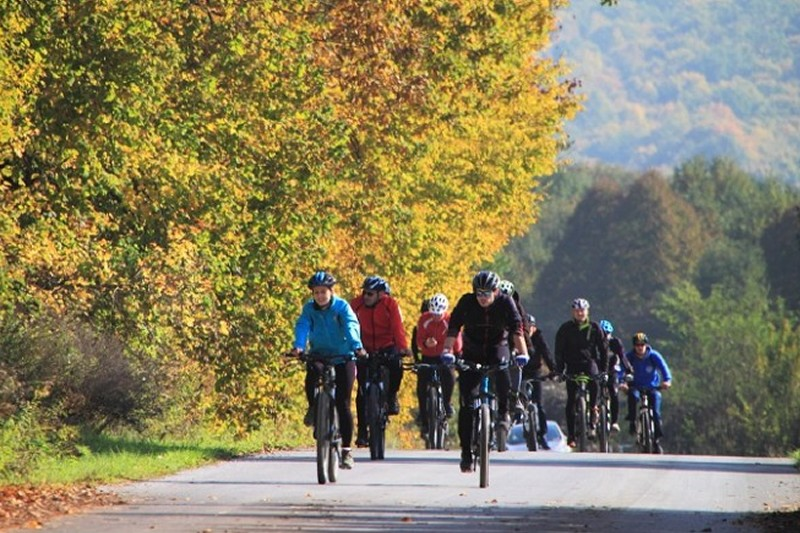 Slavonija - kolesarjenje