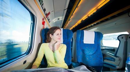 potovanje z vlakom