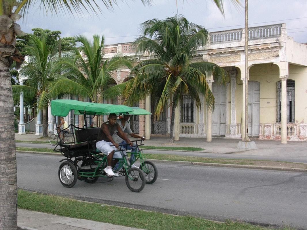 prevoz na Kubi