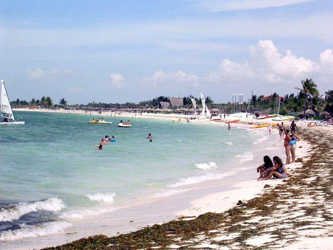 rajske plaže