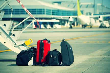 Prtljaga, letalo