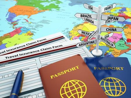 turistično zavarovanje
