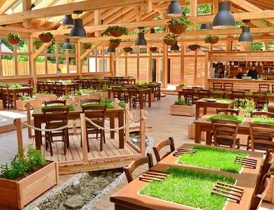 Village Garden Bled