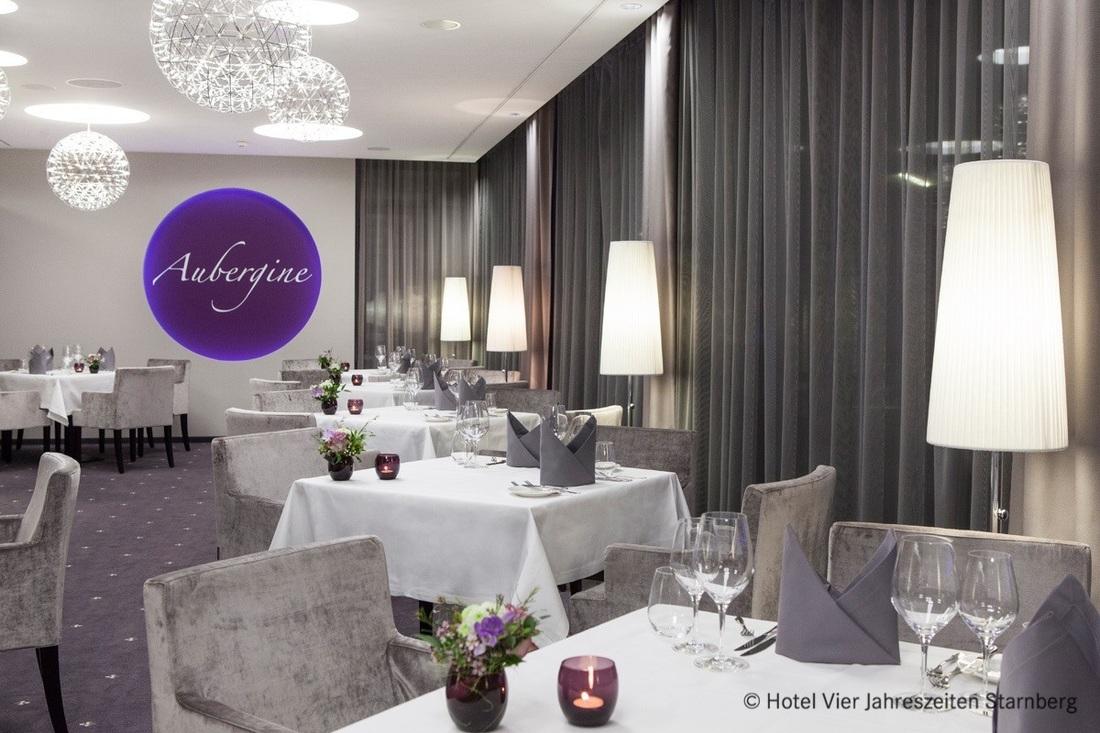 Restavracija Aubergine - Hotel Vier Jahreszeiten Starnberg