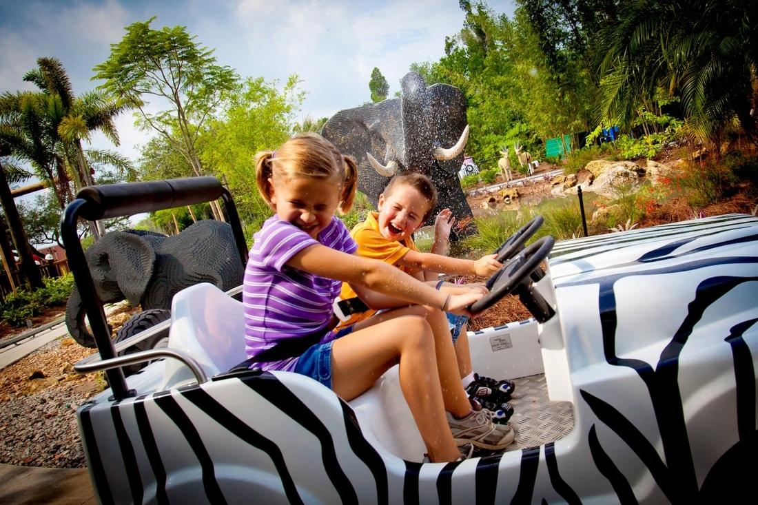 Legoland - safari