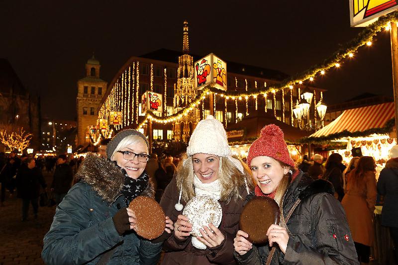 Božični sejem v Nürnbergu