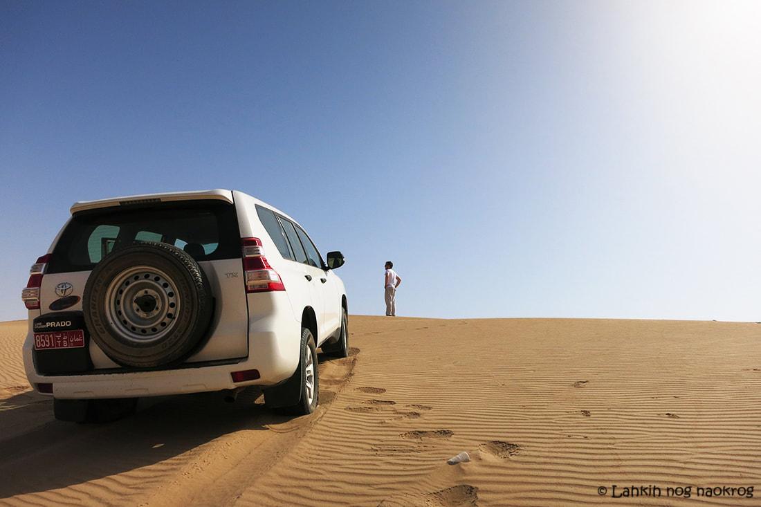 AOman- puščava Wahiba