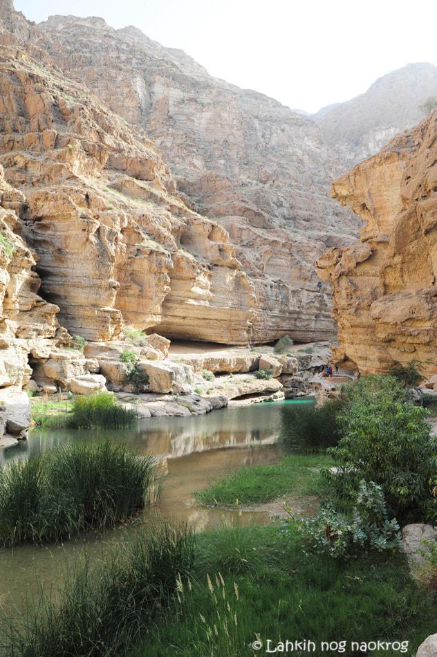 Wadi Shab-Oman