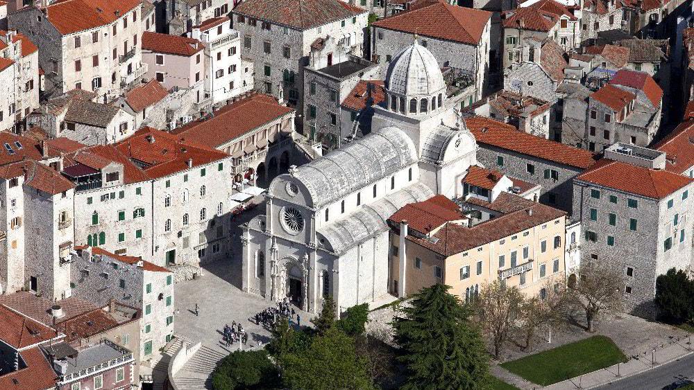 Šibenik- katedrala sv.jakov