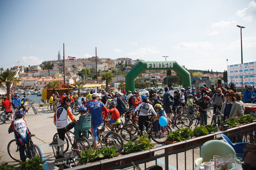 Vrsar, Limes bike Tour