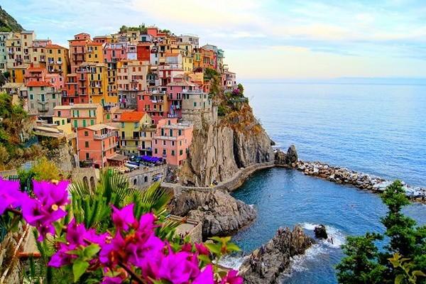 Cinque Terre - pet dežel, Italija