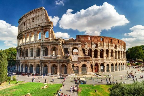 Rim - kolosej