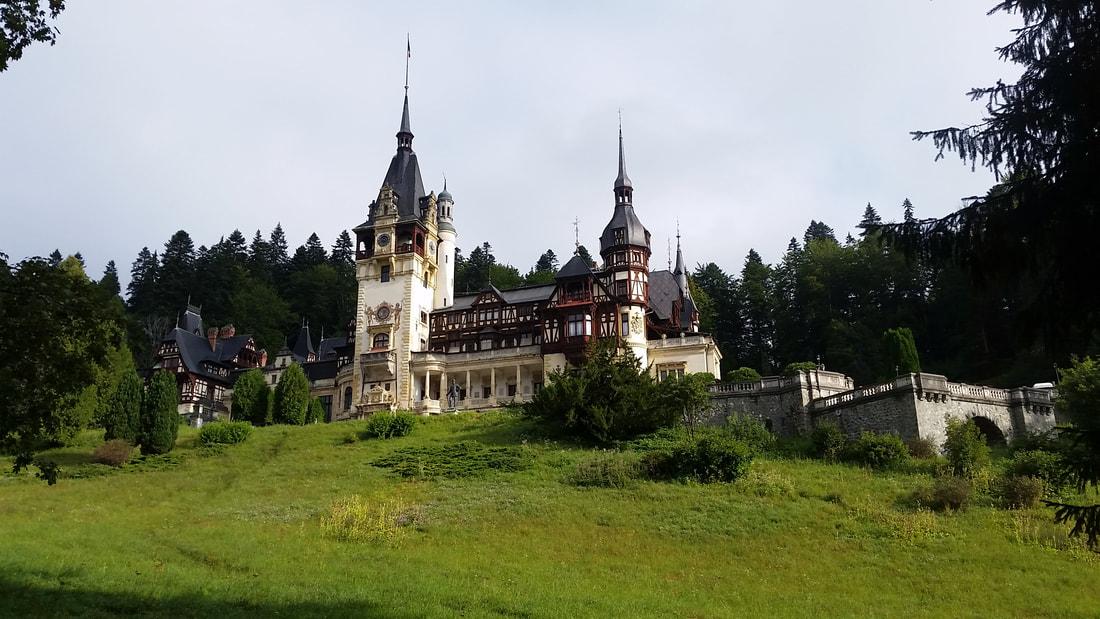 Grad Peleš.
