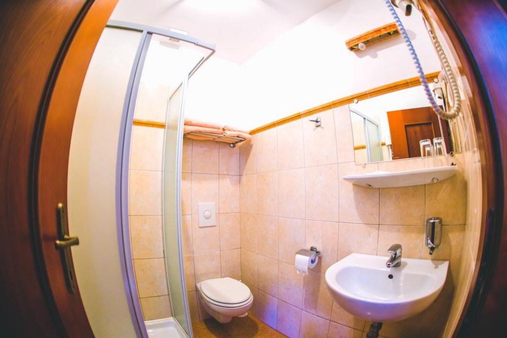kopalnica- hotel Kovač