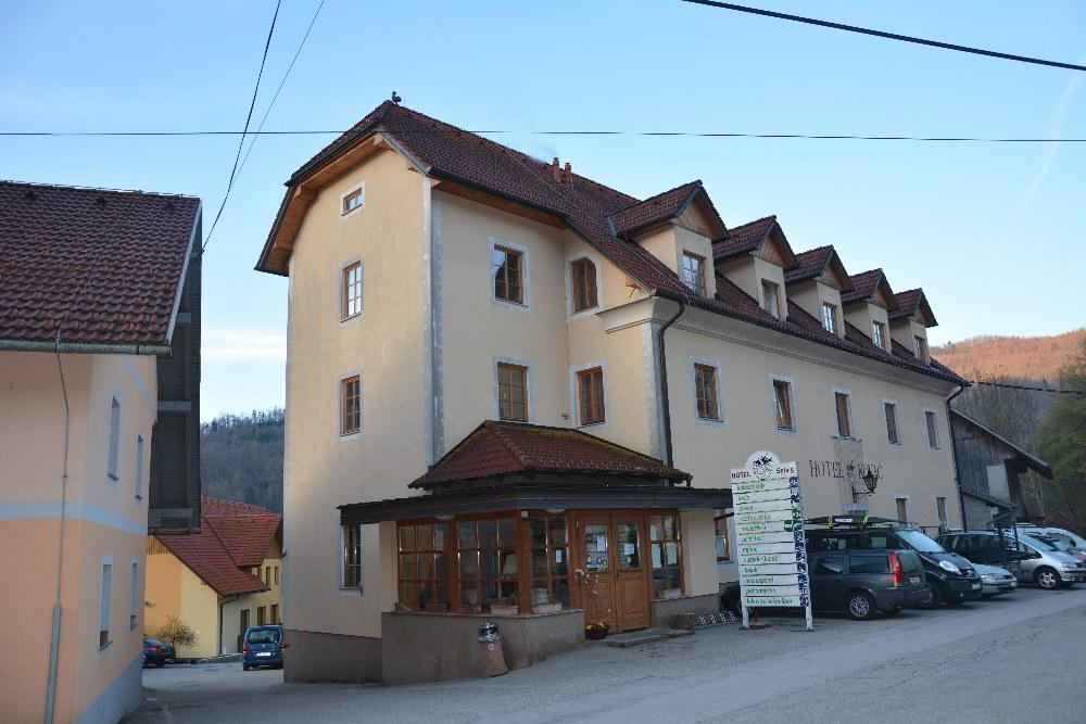 Vhod v hotel