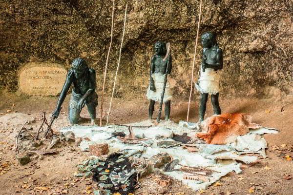 Krapina - muzej neandertalcev