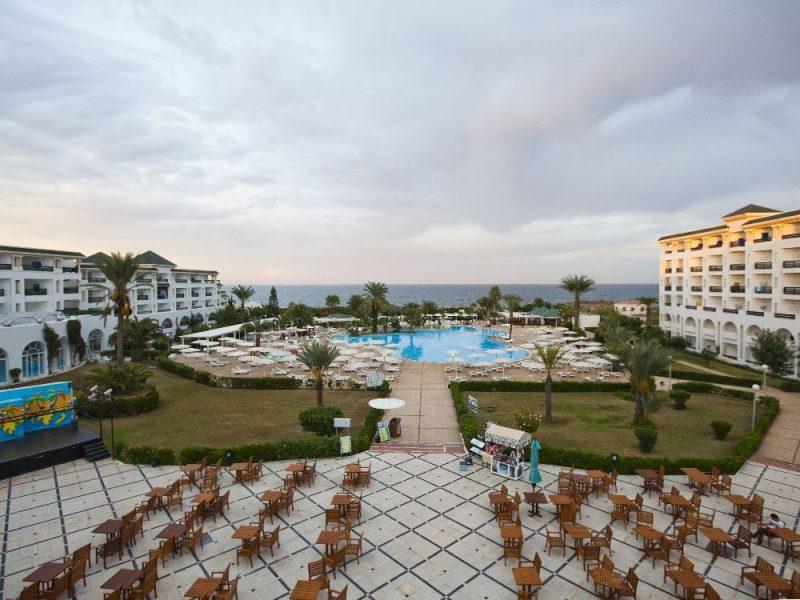 Tunizija El Mouradi Palm Marina (11)