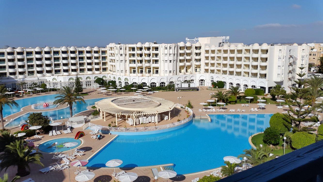 Hotel El Mouradi el Menzah 4*, Yasmine Hammamet, Tunizija