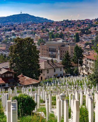 Sarajevo Fotografija Darcey Beau
