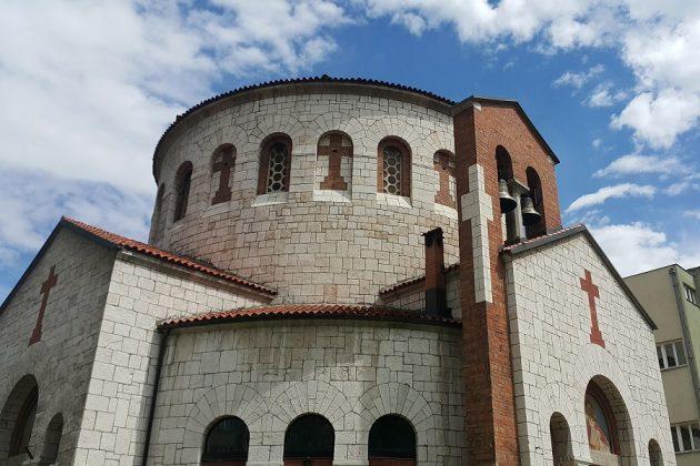 Cerkev, Sarajevo