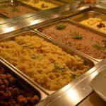 Velika izbira glavnih jedi ...