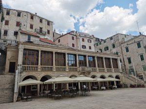 Šibenik - mestna hiša