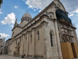 Šibenik - katedrala sv. Jakova