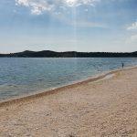 Šibenik - plaža Banj