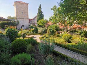 Šibenik - samostanski vrt