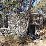 Šibenik - bunkerji kanal sv. Ante